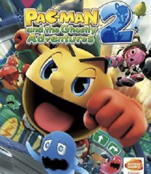 Pac-Man and the Ghostly Adventures 2 facts
