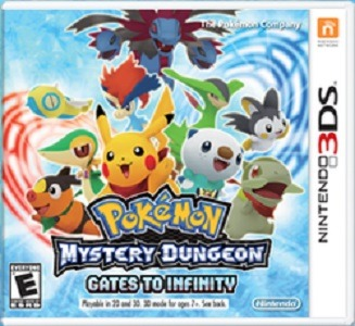 Pokemon Mystery Dungeon Gates to Infinity facts