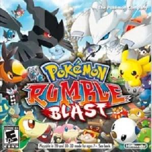 Pokemon Rumble Blast facts