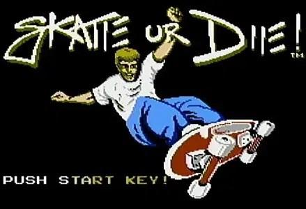 Skate or Die facts