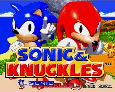 Sonic & Knuckles facts