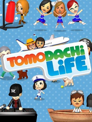 Tomodachi Life Facts video game