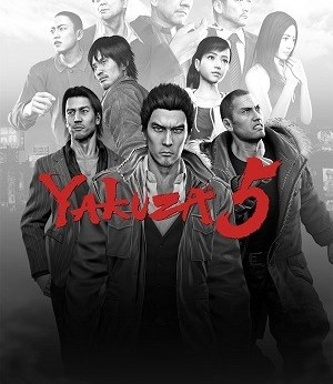 Yakuza 5 facts