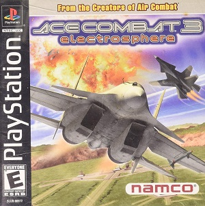 Ace Combat 3 Electrosphere facts