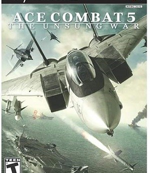 Ace Combat 5 The Unsung War facts