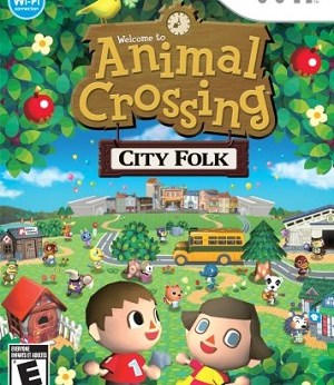 Animal Crossing City Folk facts