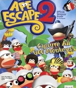 Ape Escape 2 facts