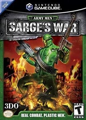 Army Men Sarge's War facts