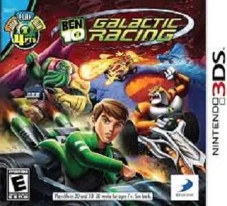 Ben 10 Galactic Racing facts