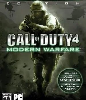 Call of Duty 4 Modern Warfare facts