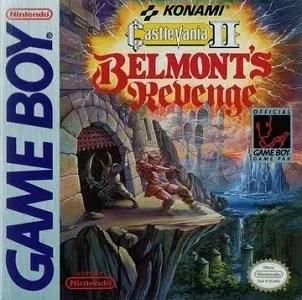 Castlevania II Belmont's Revenge facts