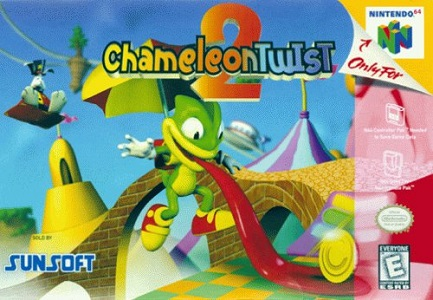 Chameleon Twist 2 facts