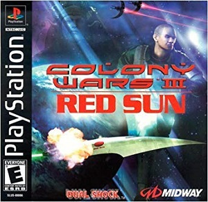 Colony Wars red sun facts
