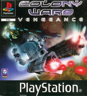 Colony Wars vengeance facts