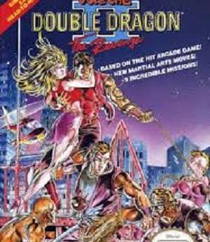 Double Dragon II The Revenge facts