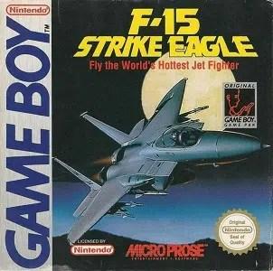 F-15 Strike Eagle facts