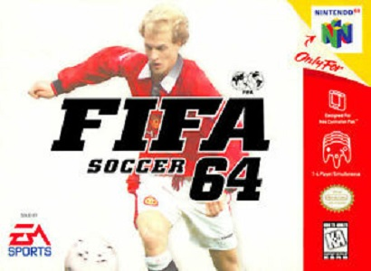 FIFA 64 facts