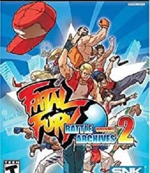 Fatal Fury Battle Archives Vol. 2 facts