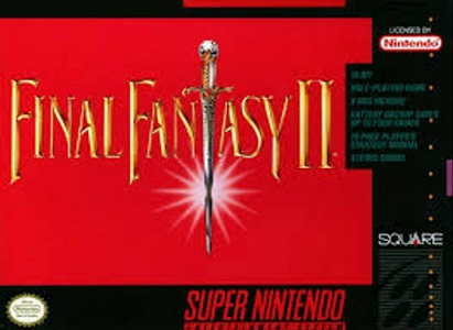 Final Fantasy II facts