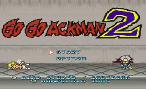 Go Go Ackman 2 facts