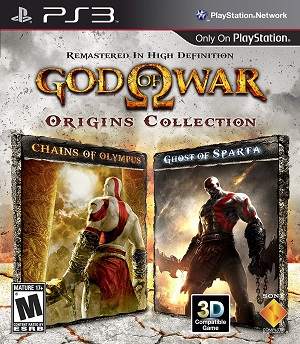 God of War Origins Collection facts