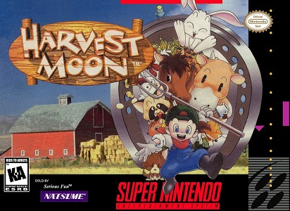 Harvest Moon facts