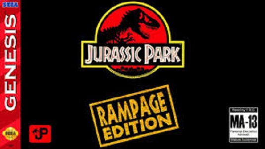 Jurassic Park Rampage Edition facts