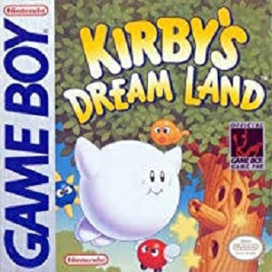 Kirby's Dream Land facts