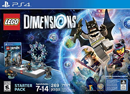 Lego Dimensions facts