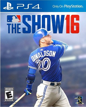 MLB 16 The Show facts