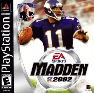 Madden NFL 2002 facts