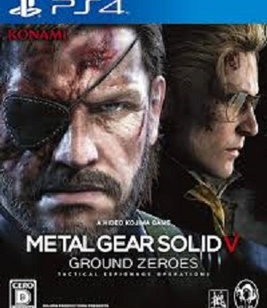 Metal Gear Solid V Ground Zeroes facts