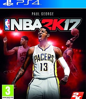 NBA 2K17 facts