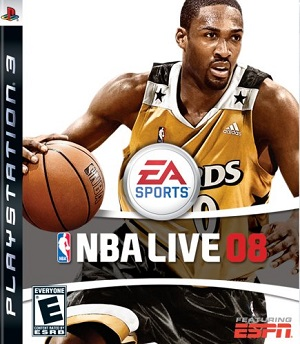 NBA Live 08 facts