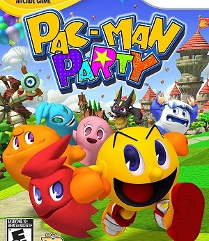Pac-Man Party facts