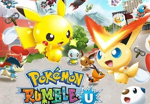 Pokémon Rumble U facts