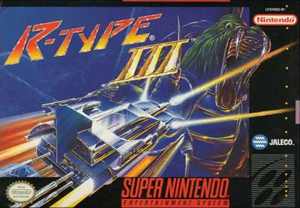 R-Type III The Third Lightning facts