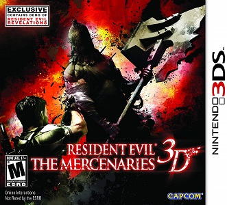 Resident Evil The Mercenaries 3D facts
