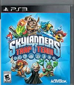Skylanders Trap Team facts