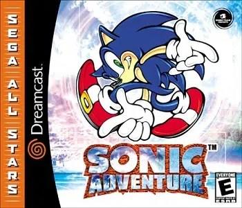 Sonic Adventure facts