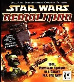 Star Wars Demolition facts