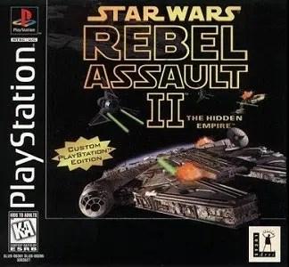 Star Wars Rebel Assault II The Hidden Empire facts