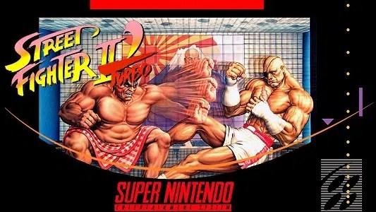 Street Fighter II Hyper Fighting facts