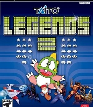 Taito Legends 2 facts