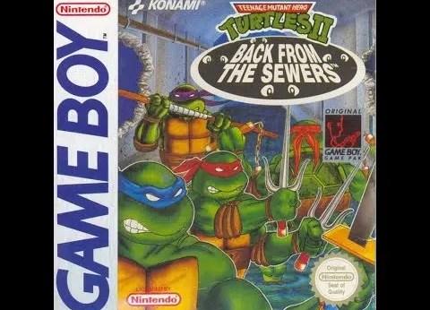 Teenage Mutant Ninja Turtles II Back from the Sewers facts