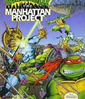 Teenage Mutant Ninja Turtles III The Manhattan Project facts