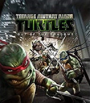 Teenage Mutant Ninja Turtles Out of the Shadows facts