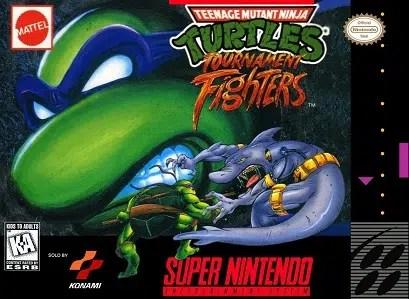 Teenage Mutant Ninja Turtles Tournament Fighters facts