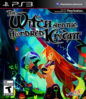 The Witch and the Hundred Knight facts