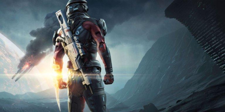 Mass Effect Andromeda megaslide